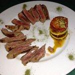 Local rind steak Solomillo