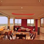 Galapagos Eco-Lodge Restaurant with Harbor View