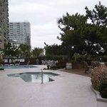 pool grounds