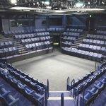 The Round auditorium.
