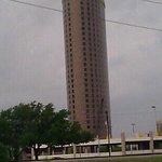big oval hotel