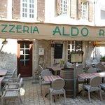 Chez Aldo : la terrasse