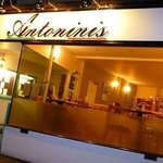 The front of Antoninis