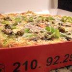 Pizzeria Romas pizza