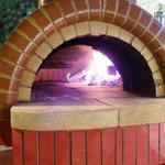 Pizzeria Romas Forno a legna