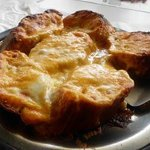 Garlic Cheese Bread!