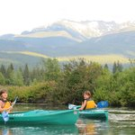 Kayaking the River of Golden Dreams with WET