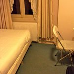 Chambre 2 personnes de 6 m2