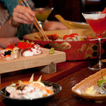 Sashimi Omakase - let the chef be your guide