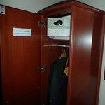 free safe small closet