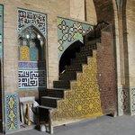 minbar of the Hakim mosque