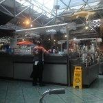 bar a la vista en Fisher's México DF