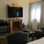 Room - TV and Sitting Area