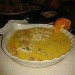 sopa de pescado en la bastille; algo sencillamente perfecto