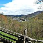 Great view of Gatlinburg