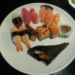 sushi plate for me