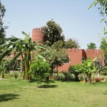 The Haveli from the orchards