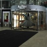Entrance of Rixos Konya