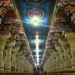 Temple walkway!!