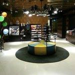 Snack Bar & IPad corner at the Lobby