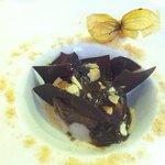 Pastel de chocolate al horno - Sevilla Granada
