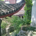 Traditional buildings at Baopu Taoist Temple
