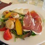 salade à 12 €