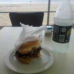 Großer Burger ;)