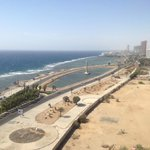 View of Corniche from my balcony