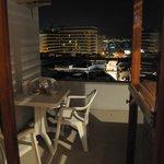 outside dinning area - balkon
