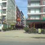 View from Pangmuang Soi Kor Road
