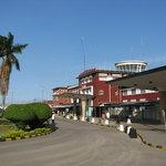 J Nyerere Airport terminal 1