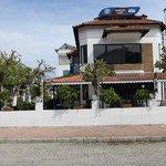 Gegenüberliegendes, empfehlenswertes Pancho villa