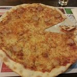 Foto de Pizzeria Osteria di Fiora'