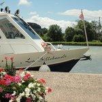 Cap Canal - bateau La Billebaude