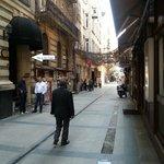 Misafir 8 Suites Hotel entrance