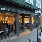 Aspect of Byron Burgers on Bridge Street
