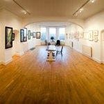 Foxlowe Arts Centre Gallery, Leek, Staffordshire