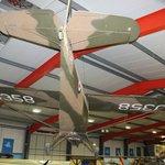 Auster Reconnaisance aircraft
