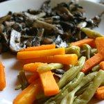 Vegetable main dish