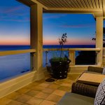 Deluxe Suite's Private balcony
