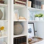 Reception Display Cabinet