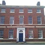 Foxlowe Arts Centre, Leek, Staffordshire
