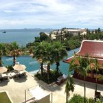 View from Cape Suite - Pool and Ocean View