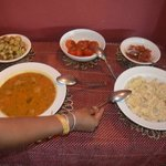 Some of Kumari's Delicous Delectibles