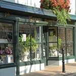 original frontage one of only a handfull left in totnes