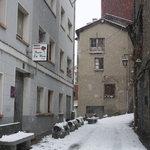 Entrada por la Antigua Calle Mayor