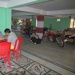 Tirupati Lodge resmi