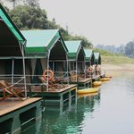 Rainforest Floating Camp