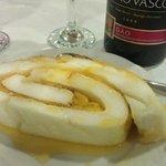 Lemon Dessert at Calado e Calado